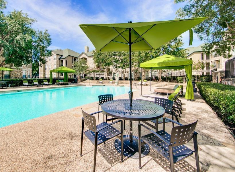 Stonebriar of Frisco Resort-Inspired Pool